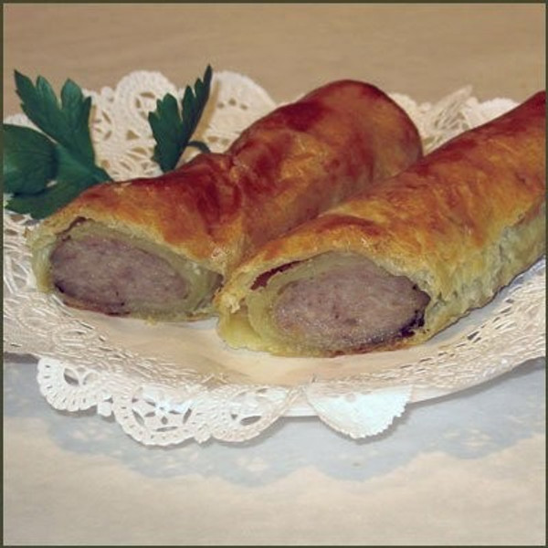 British Banger Jumbo Pork Sausage Roll