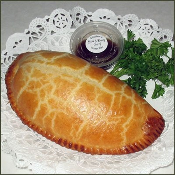 Steak & Ale Pasty