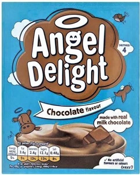 Angel Delight Chocolate 59G