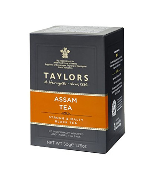 Taylors of Harrogate Pure Assam Tea - 20 CT