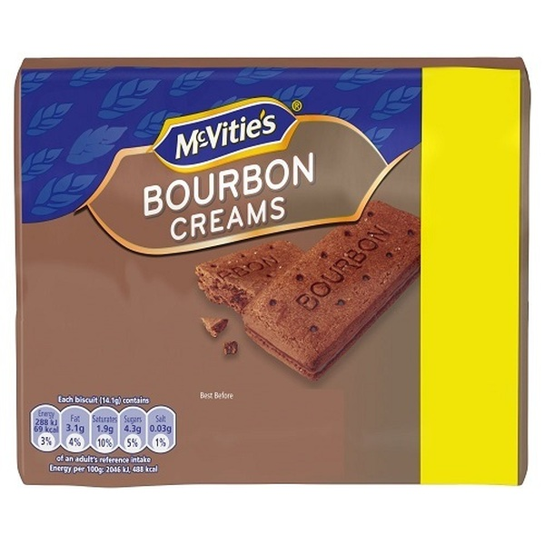 Bourbon Cream Biscuits