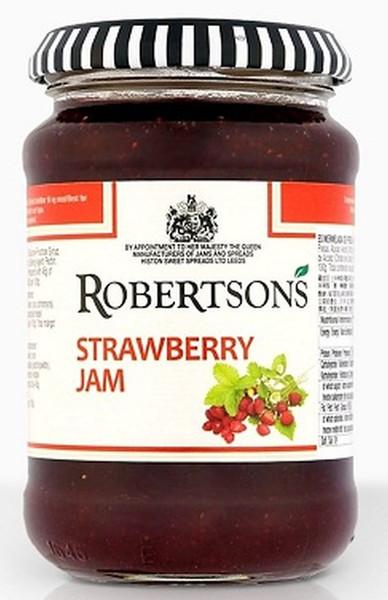 Robertsons Strawberry Jam