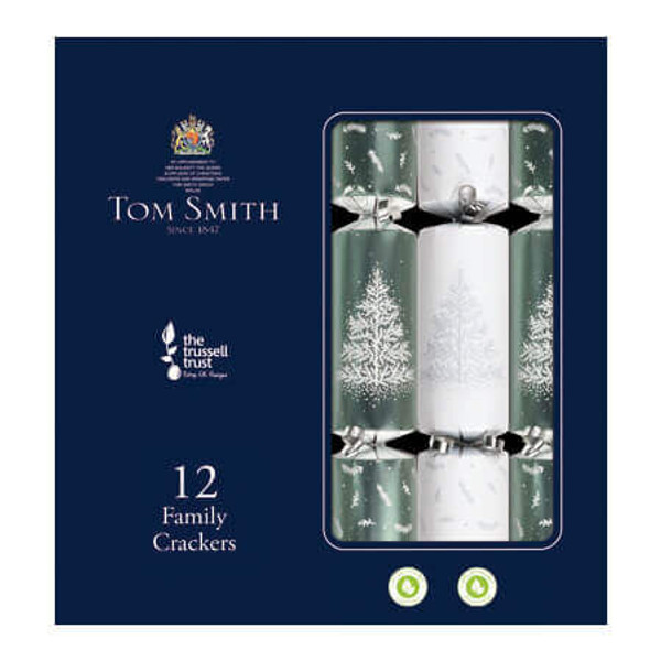 Tom Smith Traditional Christmas Crackers 6pk