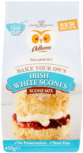 Odlums Irish Scones Mix