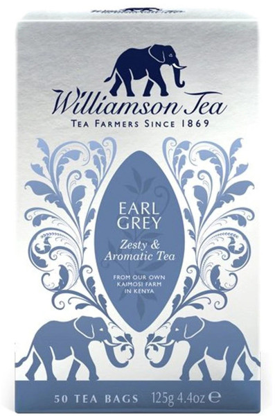 Williamson Earl Grey 50 Tea Bags
