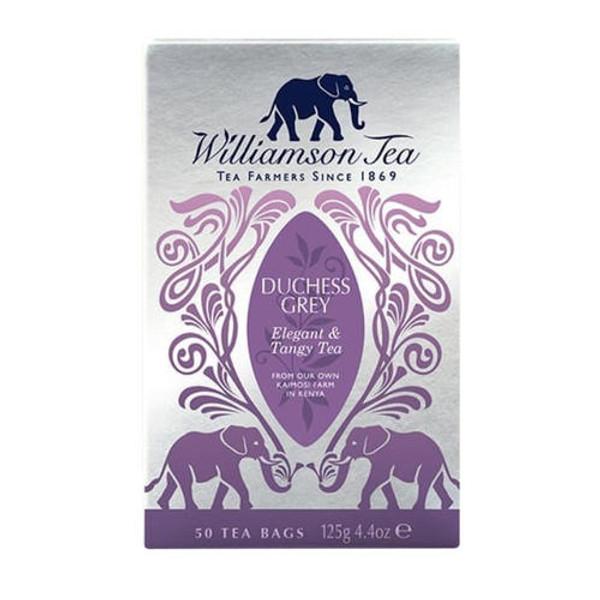Williamson Duchess Grey 50 Tea Bags