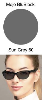 Mojo BluBlock Sun Grey 60