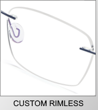 Shop Custom Rimless Reading Glasses