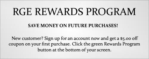 RGE Rewards Program