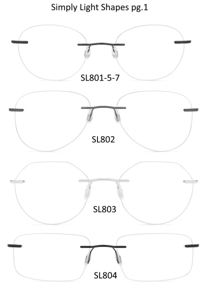 Simply Light Lens Shapes 1