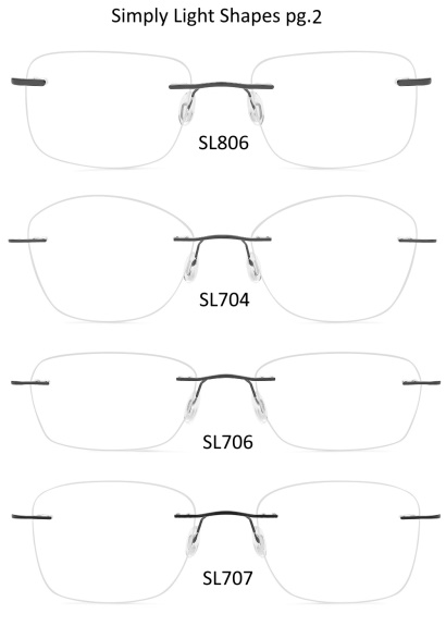 Simply Light Lens Shapes 2