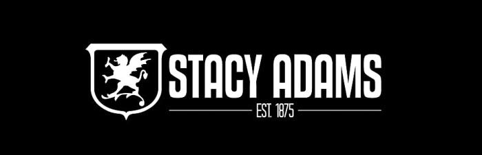 Stacy Adams logo banner