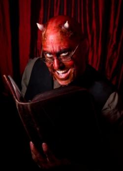 The Devil NY Times Book Critic