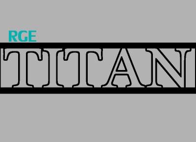RGE Titan logo