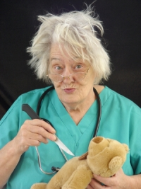 Your Teddy Bear- an Anatomy Lesson