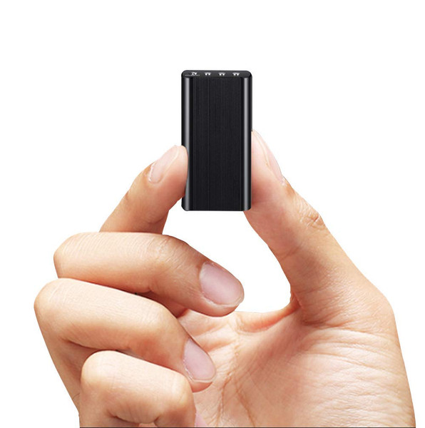 15 Day Magnetic Digital Voice Audio Recorder 8 GB Built in Memory