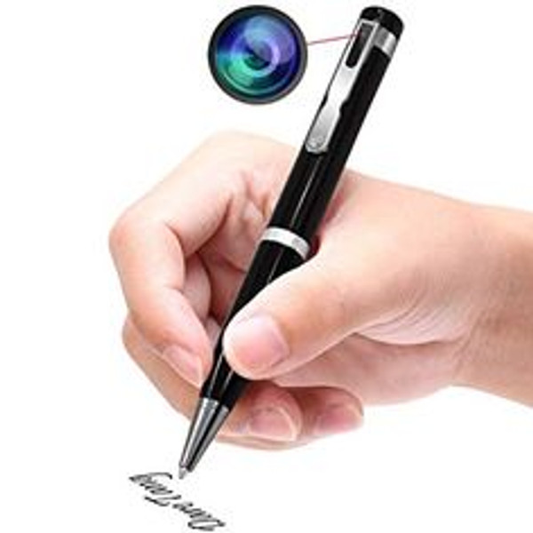 HD Spy Pen Camcorder