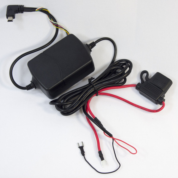 Micro Tracker Portable GPS Hard Wire Car Kit Power Supply on