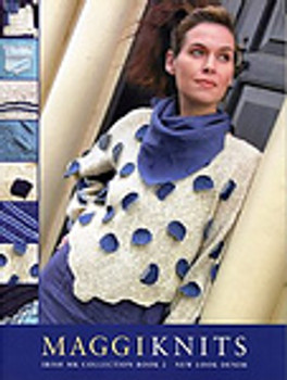 Book 2 - MaggiKnits Irish MK Collection  New Look Denim