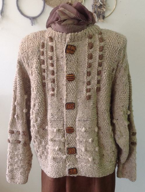 Killala Tweed Sweater Kit