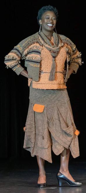Bolero with Irishtown Top and Skirt Front