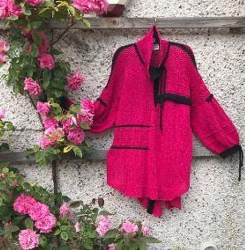 Hot Pink/Black