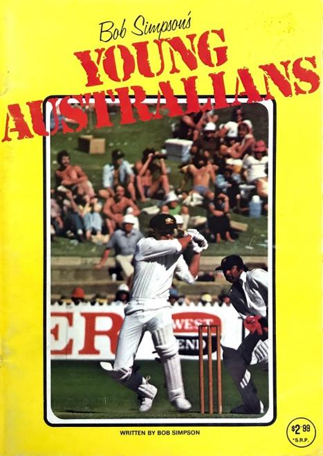 Bob Simpson's Young Australians Cricket Magazine