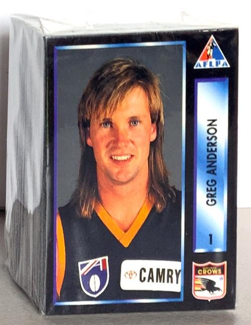 1994 AFLPA 125 CARD BASE SET