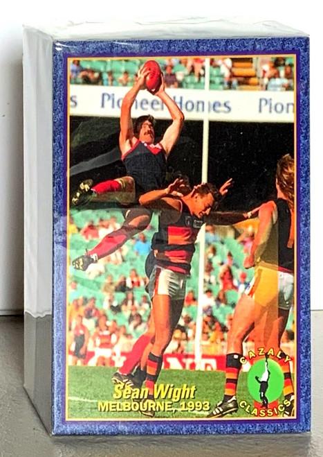 1994 CAZALY CLASSIC MARKS 100 CARD BASE SET