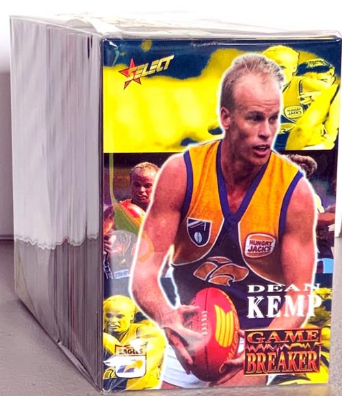 1995 AFL SELECT SERIES 2 200 CARD BASE SET
