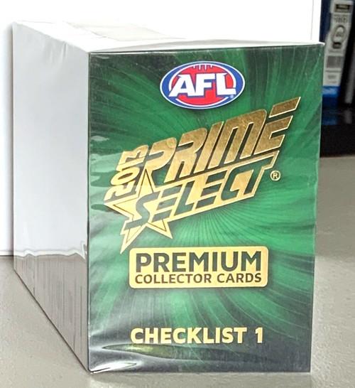 2013 AFL SELECT PRIME SERIES 220 CARD BASE SET