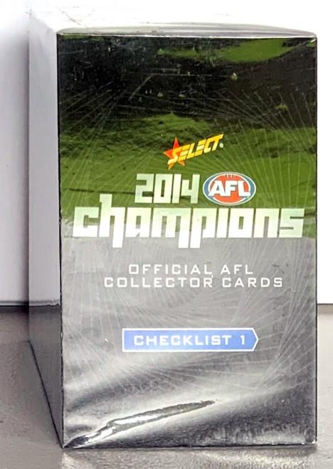 2014 AFL SELECT CHAMPIONS 220 CARD BASE SET