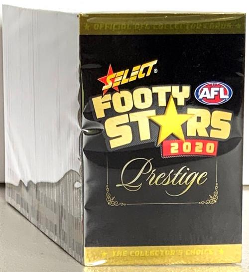 2020 AFL SELECT PRESTIGE SERIES 199 CARD BASE SET
