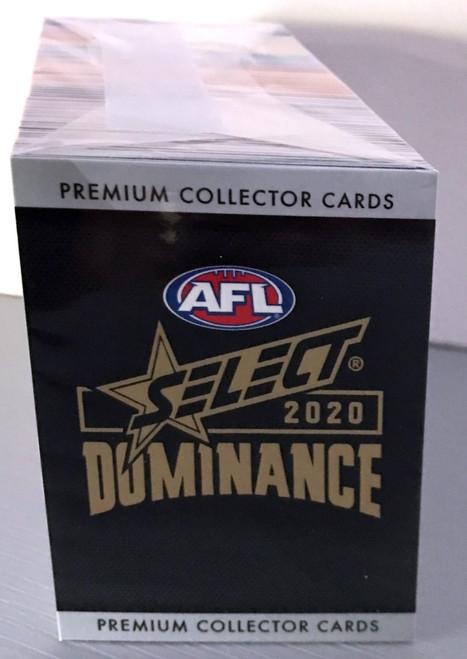 2020 AFL SELECT DOMINANCE 217 CARD BASE SET