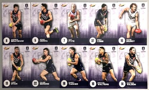2021 AFL SELECT  FOOTY STARS FREMANTLE DOCKERS BASE TEAM SET