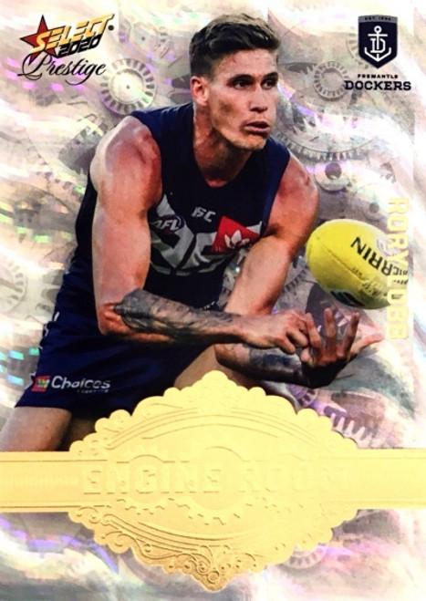 2020 AFL Footy Stars Prestige Fremantle Dockers Engine Room Card RORY LOBB