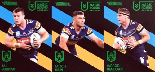 2020 NRL Traders GOLD COAST TITANS Magic Round 3 Card Ser
