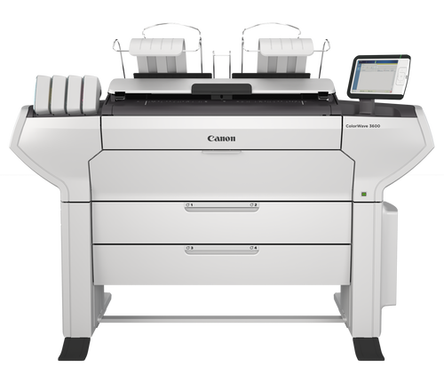 Oce Colorwave 3600 MFP 2 or 4 Roll.