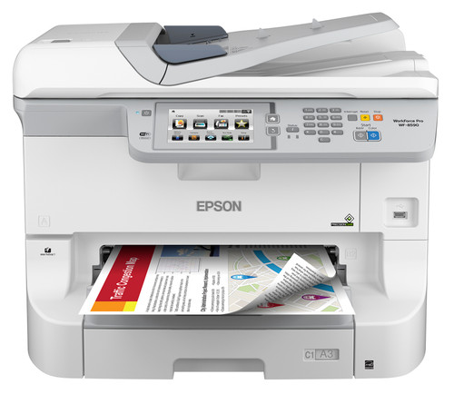 WorkForce Pro WF-8590 Network Multifunction Color Printer lease for as low as 28.63 Per Mo