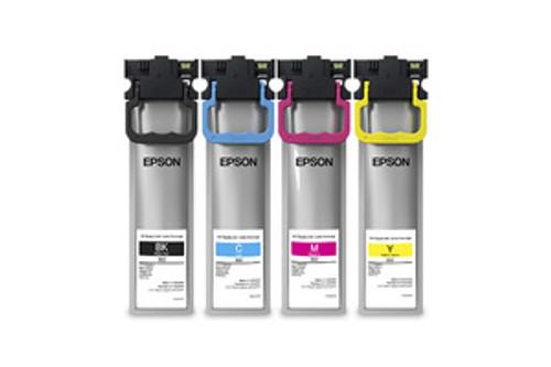 Epson Workforce C5790 High Capacity Ink. Yield 5K. Also for WF-C5210, WF-C5290, WF-C5710