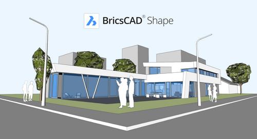 BricsCAD® Shape ----  From Free