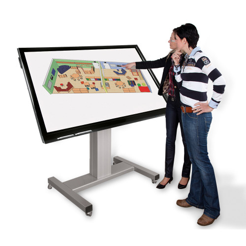 "D-PlanTable 42"" motorized stand I5 CPU Lease 189.35 per mo"