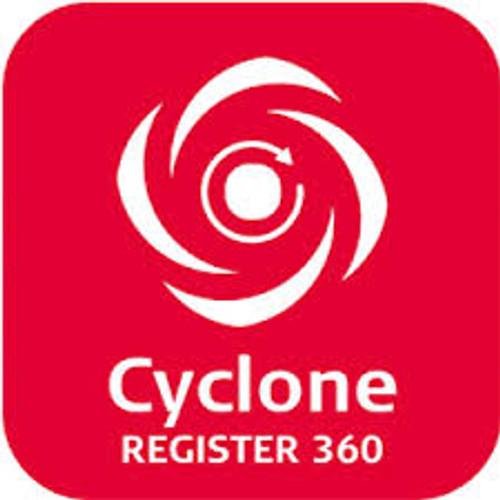 Basic Cyclone Register 360 Training Class (2 hrs)