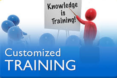 Customized One on One Training Sessions (2 Hrs)