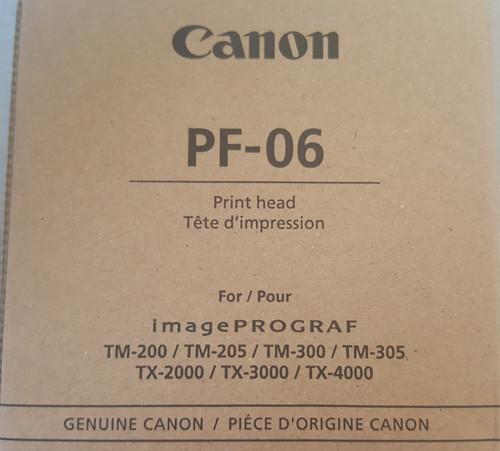 Canon PF-06 Printhead.