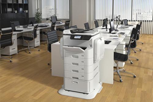 Rent Epson WorkForce Enterprise WF-C869R  4 drawer Color MFP 139.95 per mo