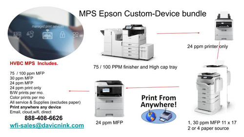 Custom MPS Epson Device bundle