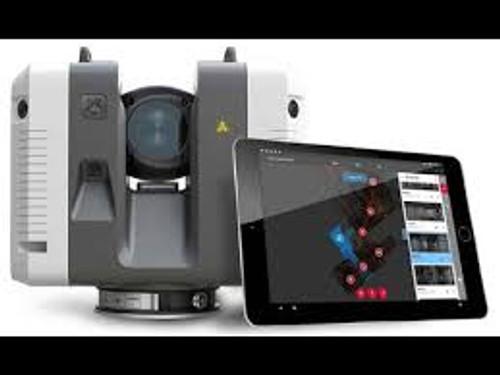 1 Week Rental- Leica RTC360 Scanner