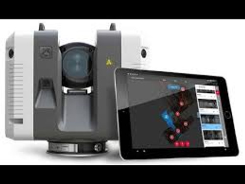 1 month Rental- RTC360 Scanner.