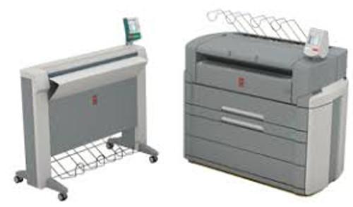 Oce PlotWave 750 printer 4 roll MFP PDF & TC4  Scanner Lease 525.36